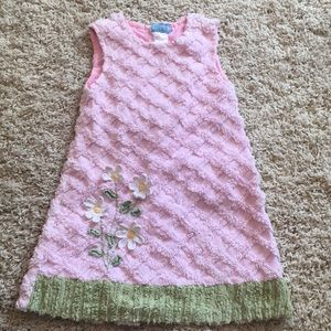 Other - Girls chenille shift dress